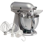 KitchenAid Artisan® Series Silver Metallic 5 Qt. Stand Mixer at Sears.com