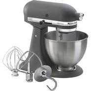 KitchenAid 4.5-Quart Imperial Gray Ultra Power Stand Mixer at Sears.com