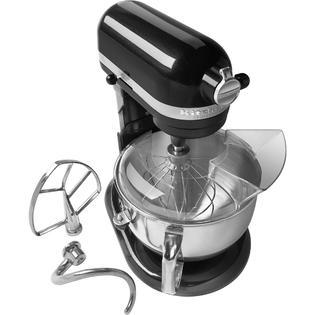 KitchenAid KP26M1XCV Professional 600 6 Qt. Caviar Stand Mixer on kitchenaid mixer, kitchenaid professional 6000 hd, kitchenaid 4.5 quart glass bowl, kitchenaid professional 600 series hd,