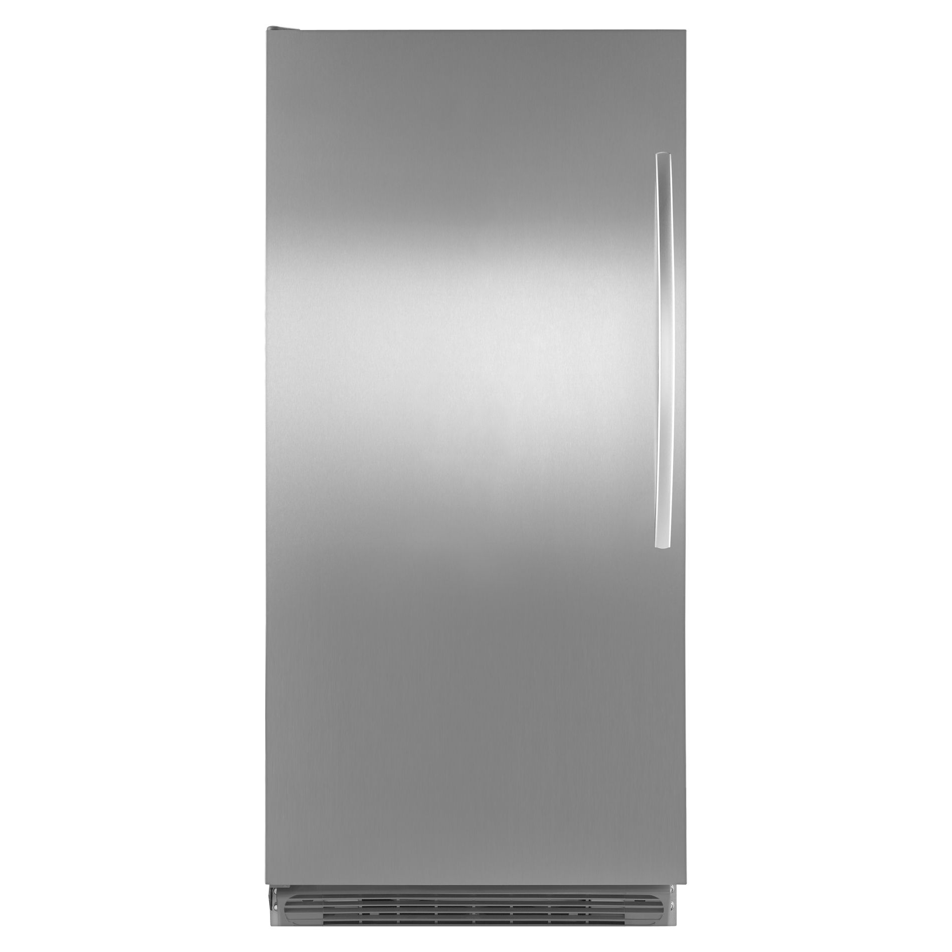 17.7 cu. ft. Upright Freezer - Stainless Steel