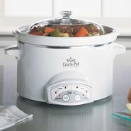 Rival 5-Quart Crock Pot at Kmart.com