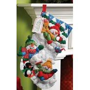 "Bucilla 18"" Long  -Snow Fun Stocking at Kmart.com"
