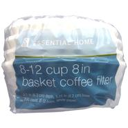 Essential Home 8 - 12-Cup Basket Coffee Filters - 200 count at Kmart.com