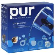 Pur Water Filtration System, 7 Cup Pitcher, 1 system at Kmart.com