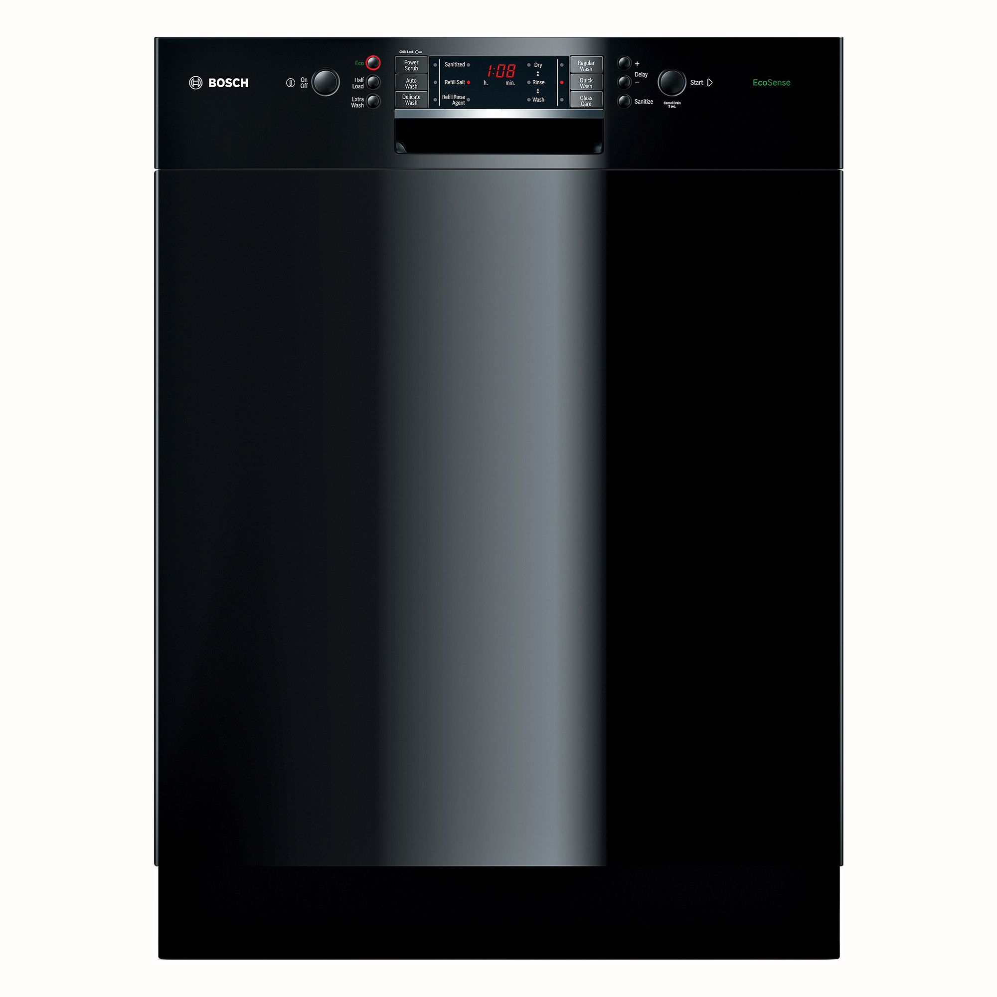 Bosch  24'' Built-in Dishwasher ADA-Compliant  ENERGY STAR®