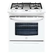 "Kenmore 30"" Slide-In Gas Range 3693 at Sears.com"