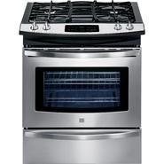 "Kenmore 30"" Slide-In Gas Range 3693 at Kmart.com"