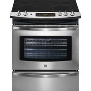 "Kenmore 30"" Slide-In Electric Range at Sears.com"