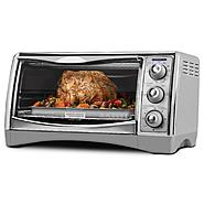 Applica Black & Decker Perfect Broil 6-Slice Convection Toaster Oven at Kmart.com