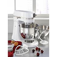 Kenmore Elite® 5 Qt. 400 Watt White Stand Mixer at Sears.com