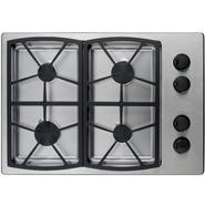 "Dacor Classic 30"" Gas Cooktop, Stainless Steel - Natural Gas at Sears.com"