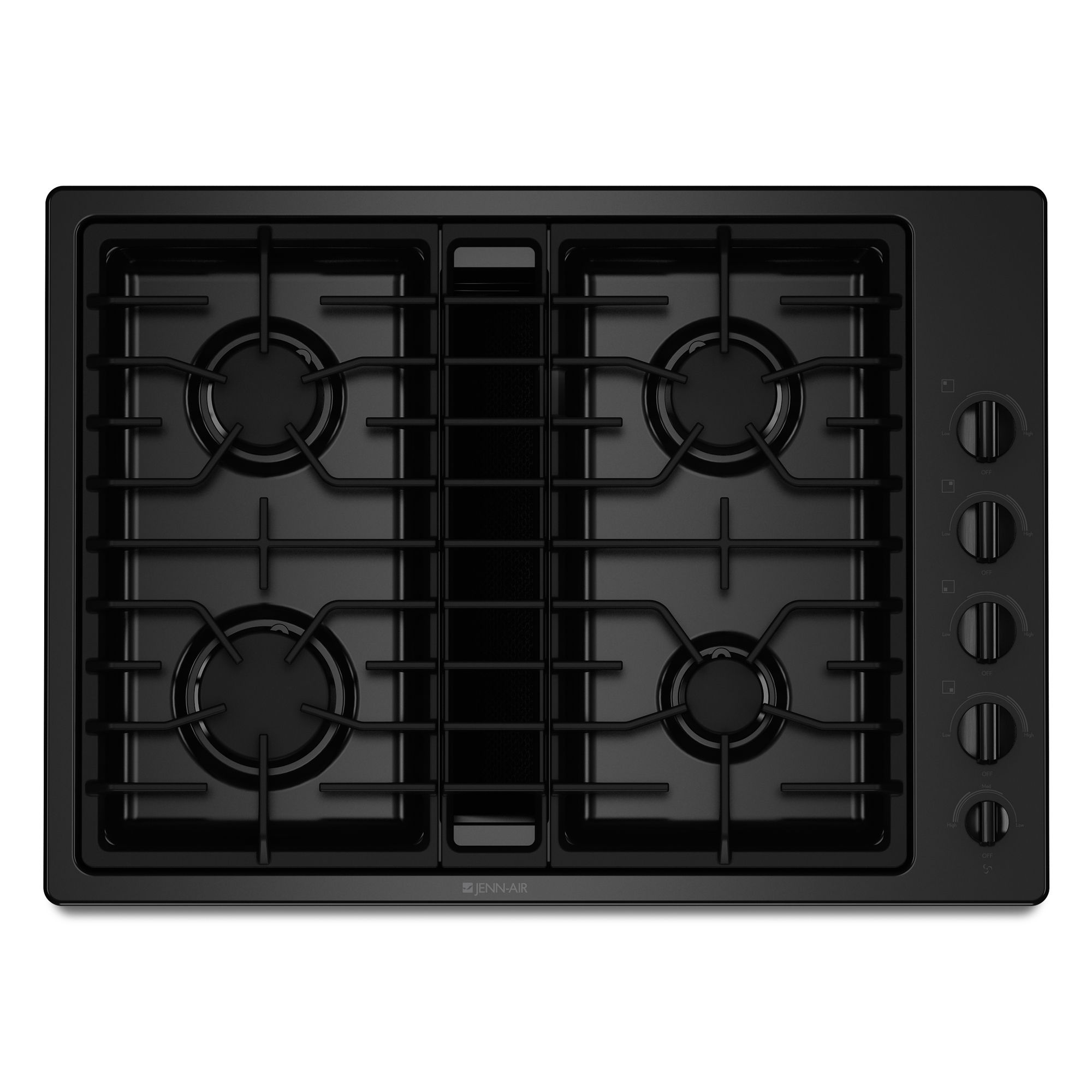 Jenn-Air 30 Gas Downdraft Cooktop