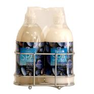 Image Essentials Spa Liquid Soap & Lotion Wire Rack Set Ocean Breeze Fragrance 16 Ounce Bottles at Kmart.com