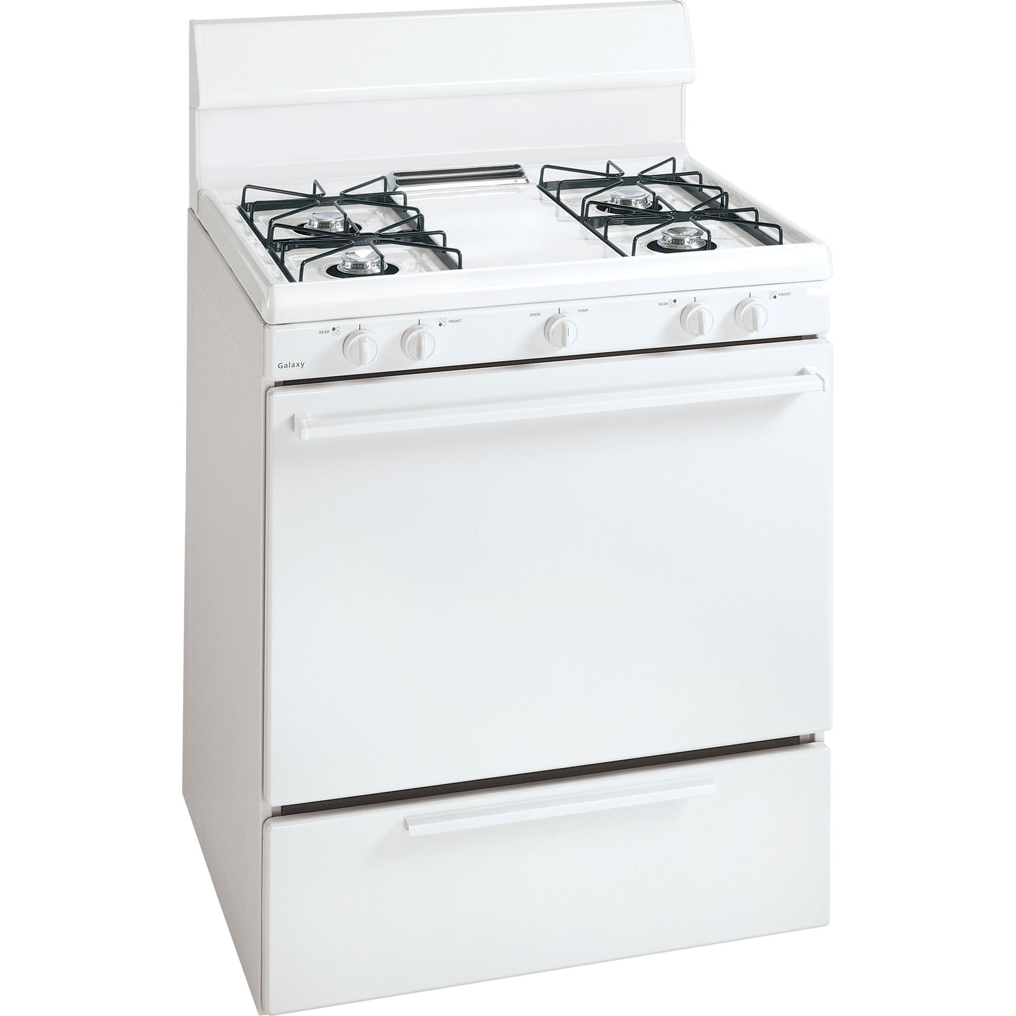 Galaxy 30 Freestanding Gas Range