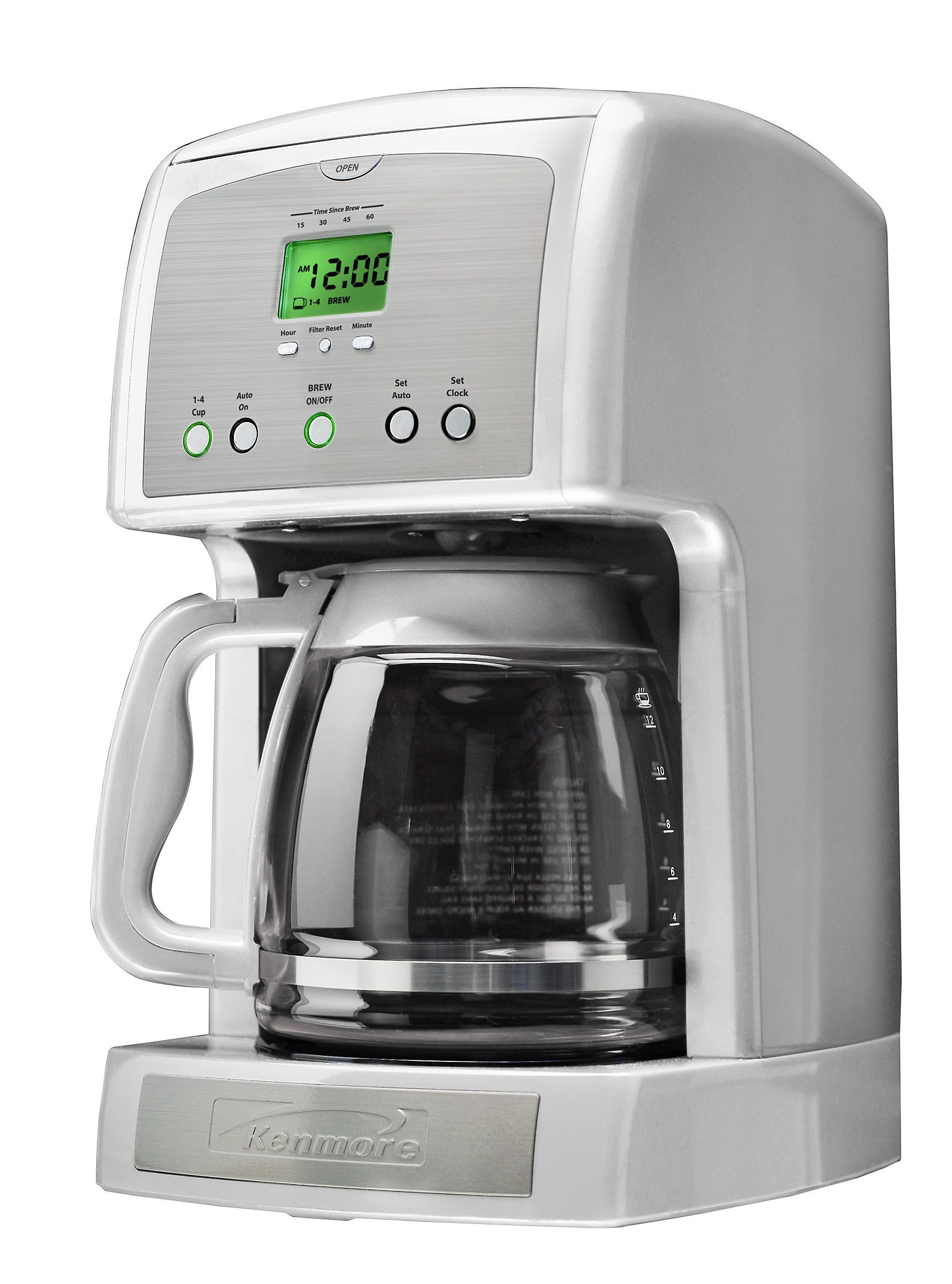 Kenmore  12-Cup Programmable Coffee