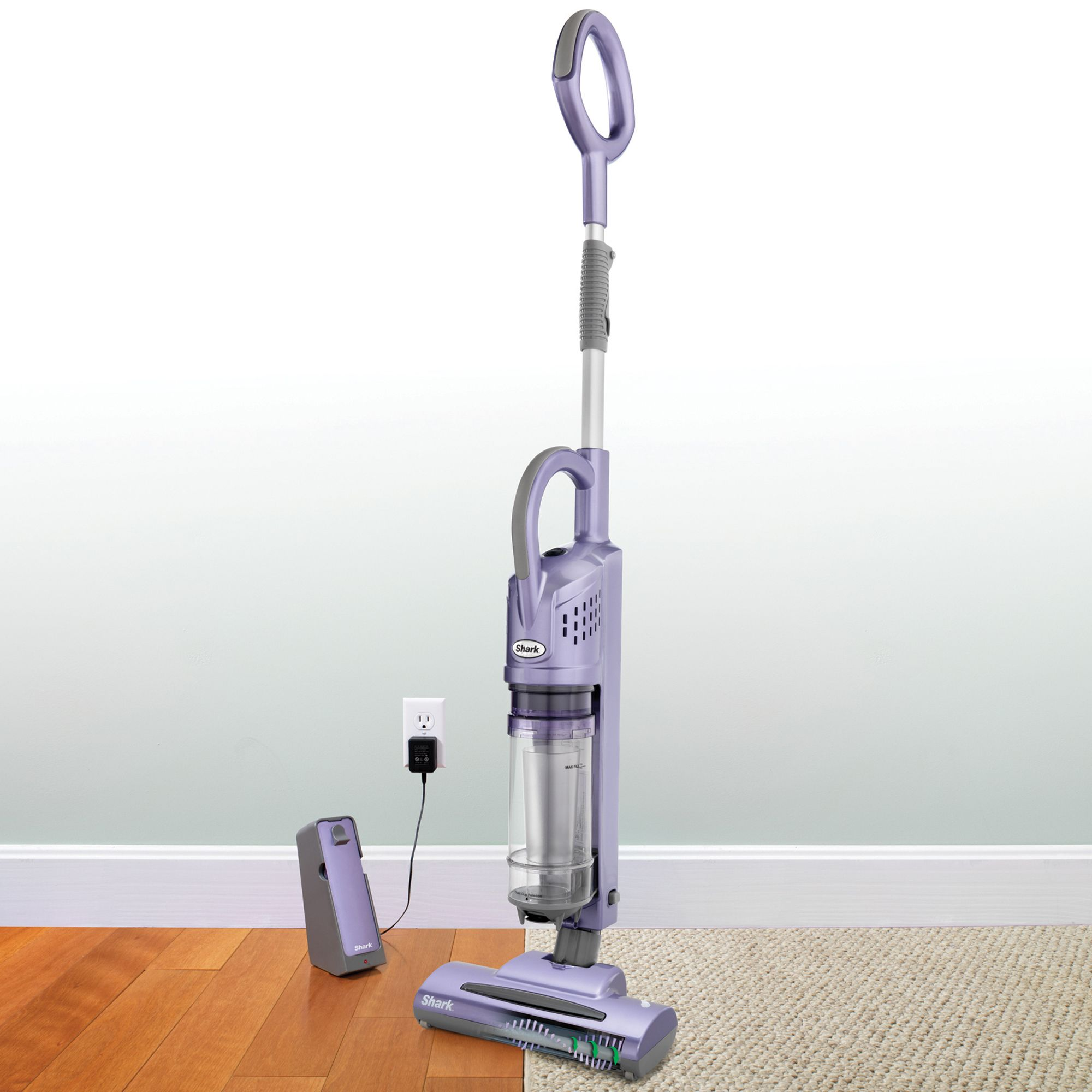 Shark Cordless Floor And Carpet Sweeper Reviews Review