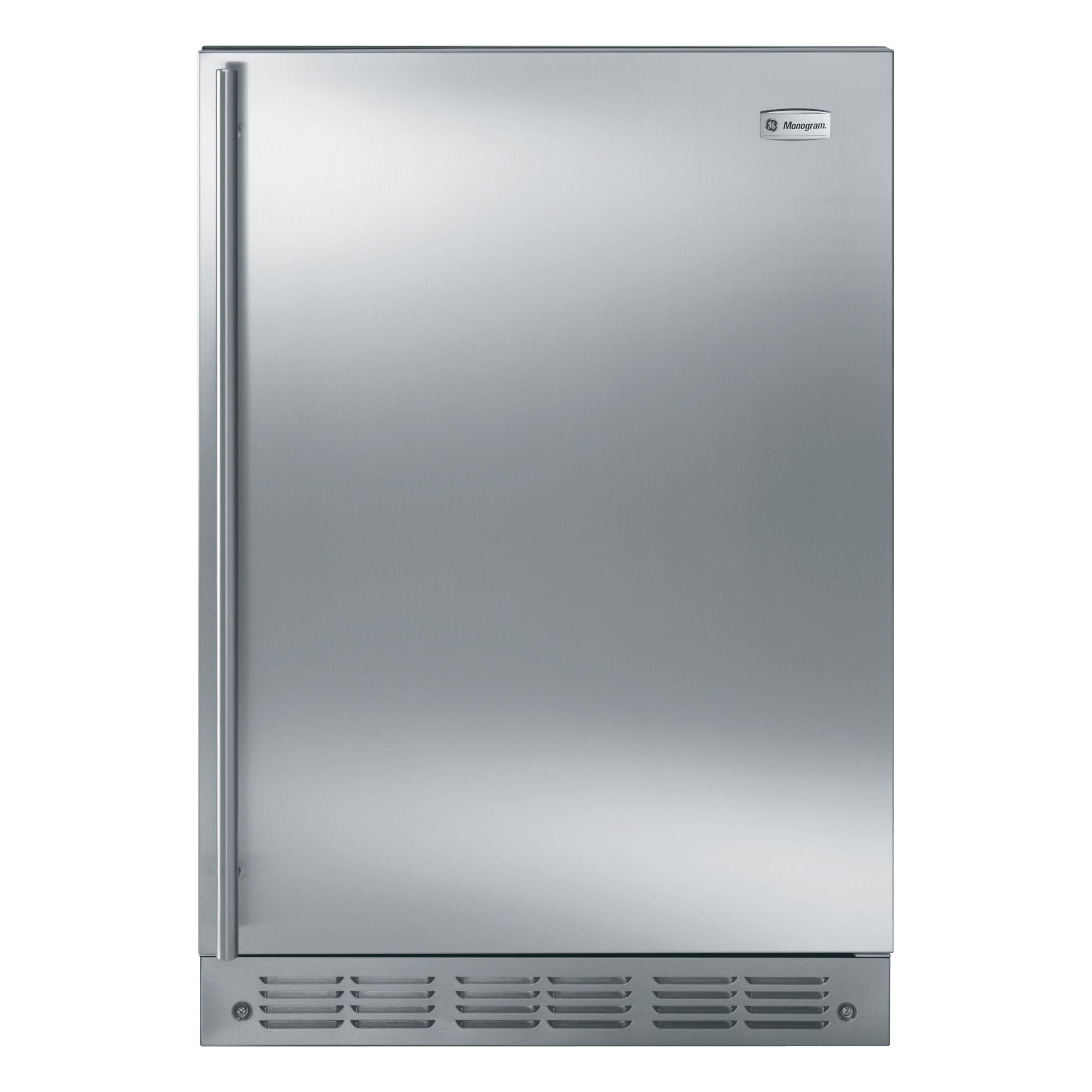 Ge Monogram 24 In Bar Refrigerator W Icemaker