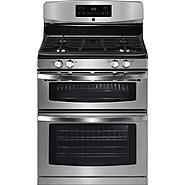 "Kenmore 30"" Double-Oven Freestanding Gas Range at Sears.com"