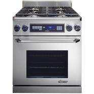 "Dacor Discovery 30"" Slide-In Dual-Fuel Range - High-Altitude Natural Gas at Sears.com"