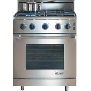 "Dacor Renaissance 30"" Slide-In Gas Range - High-Altitude Natural Gas at Sears.com"