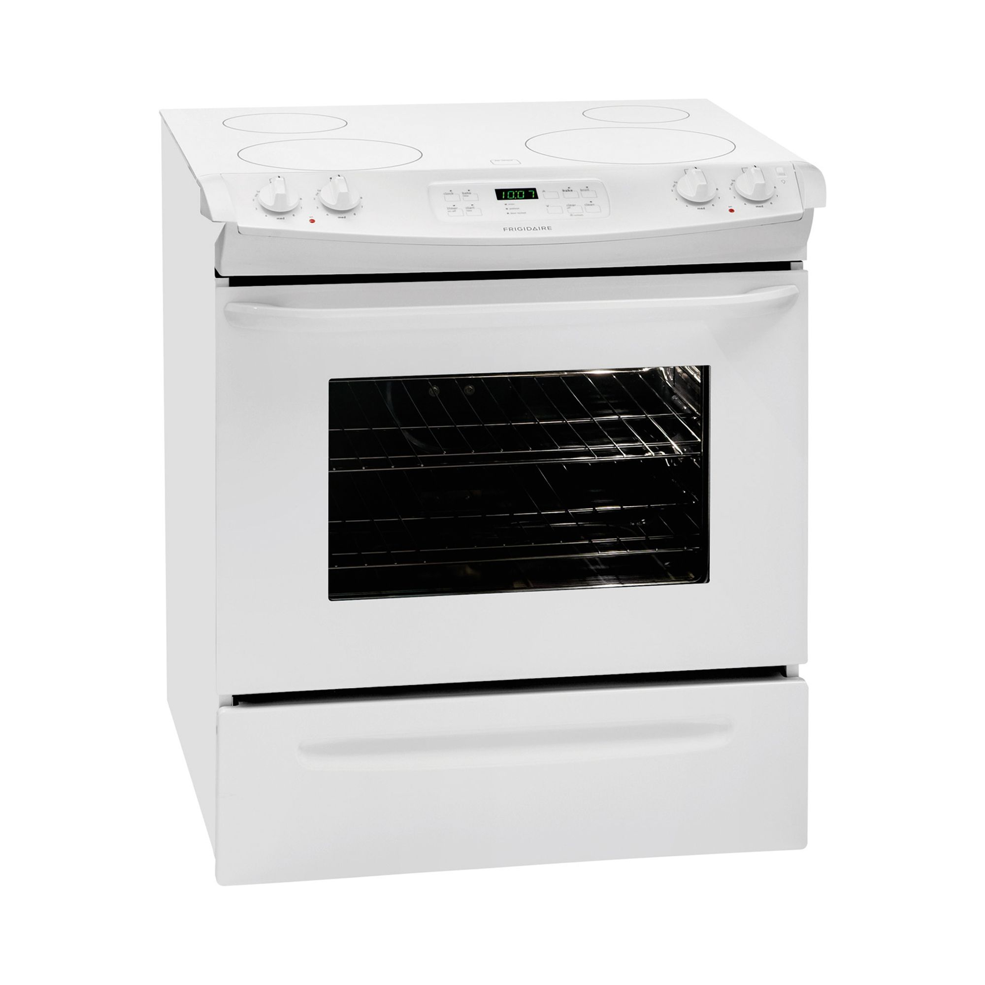 Frigidaire  30'' Self-Clean Slide-In Electric Range w/ Smoothtop