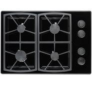 "Dacor Classic 30"" Gas Cooktop, Black - Liquid Propane at Sears.com"
