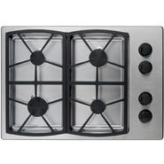 "Dacor Classic 30"" Gas Cooktop, Stainless Steel - High-Altitude Natural Gas at Sears.com"