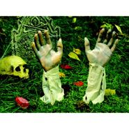 Totally Ghoul Zombie Hands Lawn Stakes at Sears.com