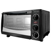 Euro-Pro 6 Slice Toaster Oven Black w/ 12 Pizza Bump at Sears.com