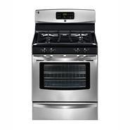 "Kenmore 30"" Freestanding Gas Range - Stainless Steel at Sears.com"