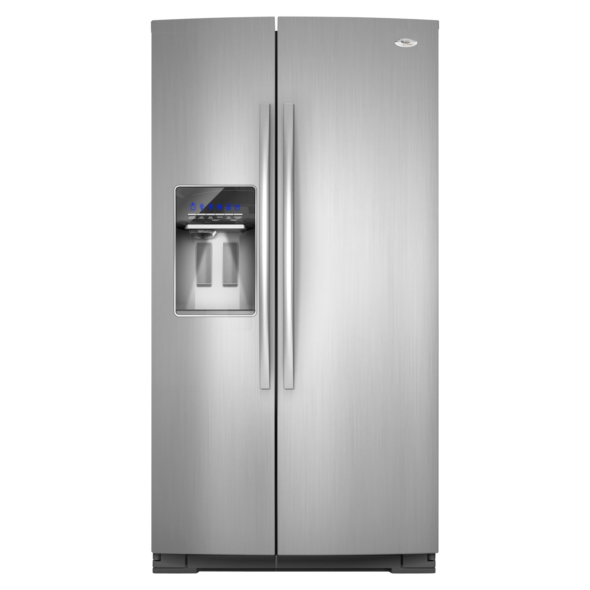 Whirlpool 26.4 cu. ft. Side-by-Side Refrigerator