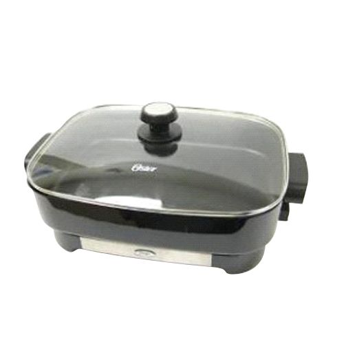 16in Skillet with Glass Cover