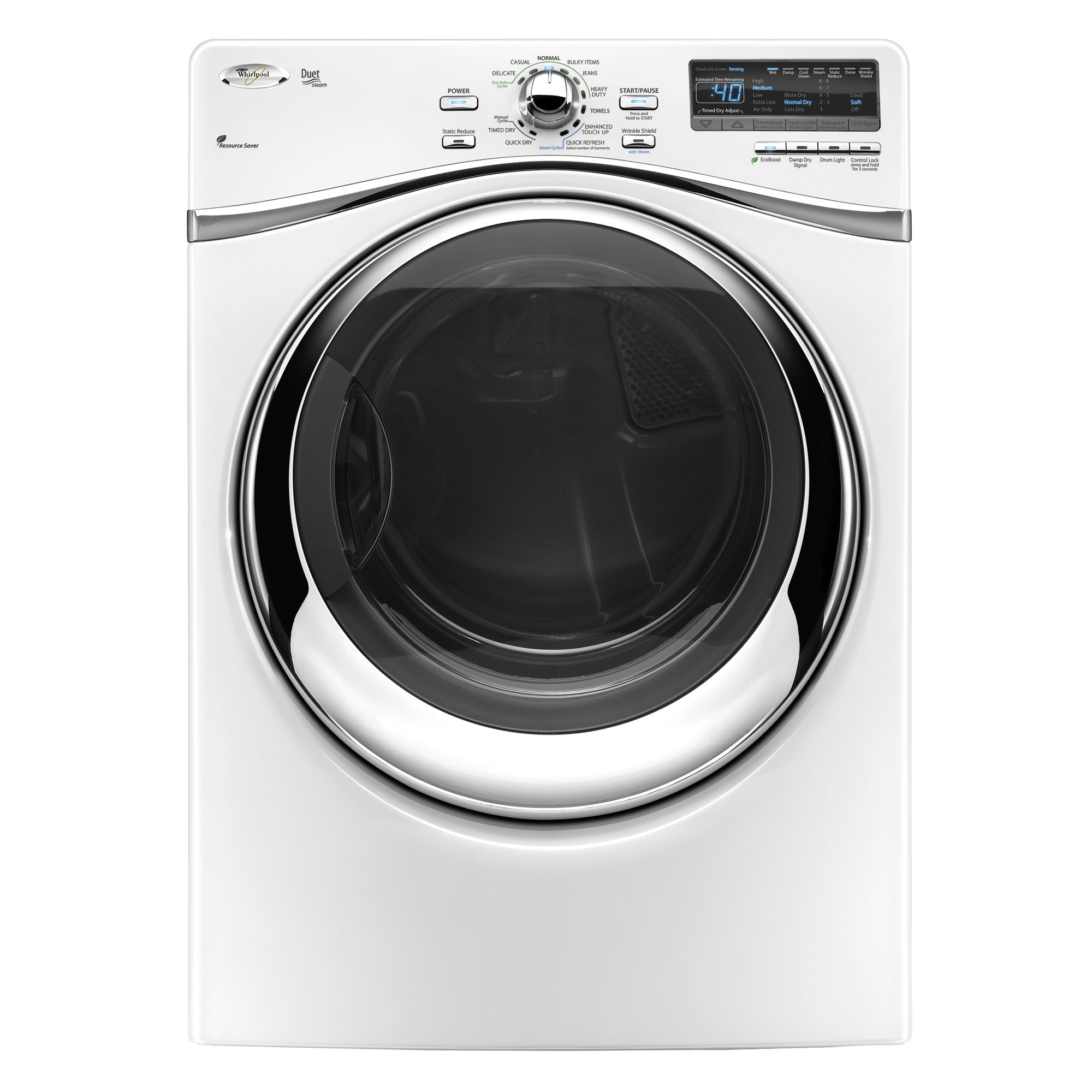Whirlpool 7.4 cu. ft.  Gas Dryer