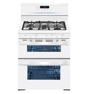 "Kenmore Elite 30"" Double-Oven Freestanding Gas Range at Sears.com"