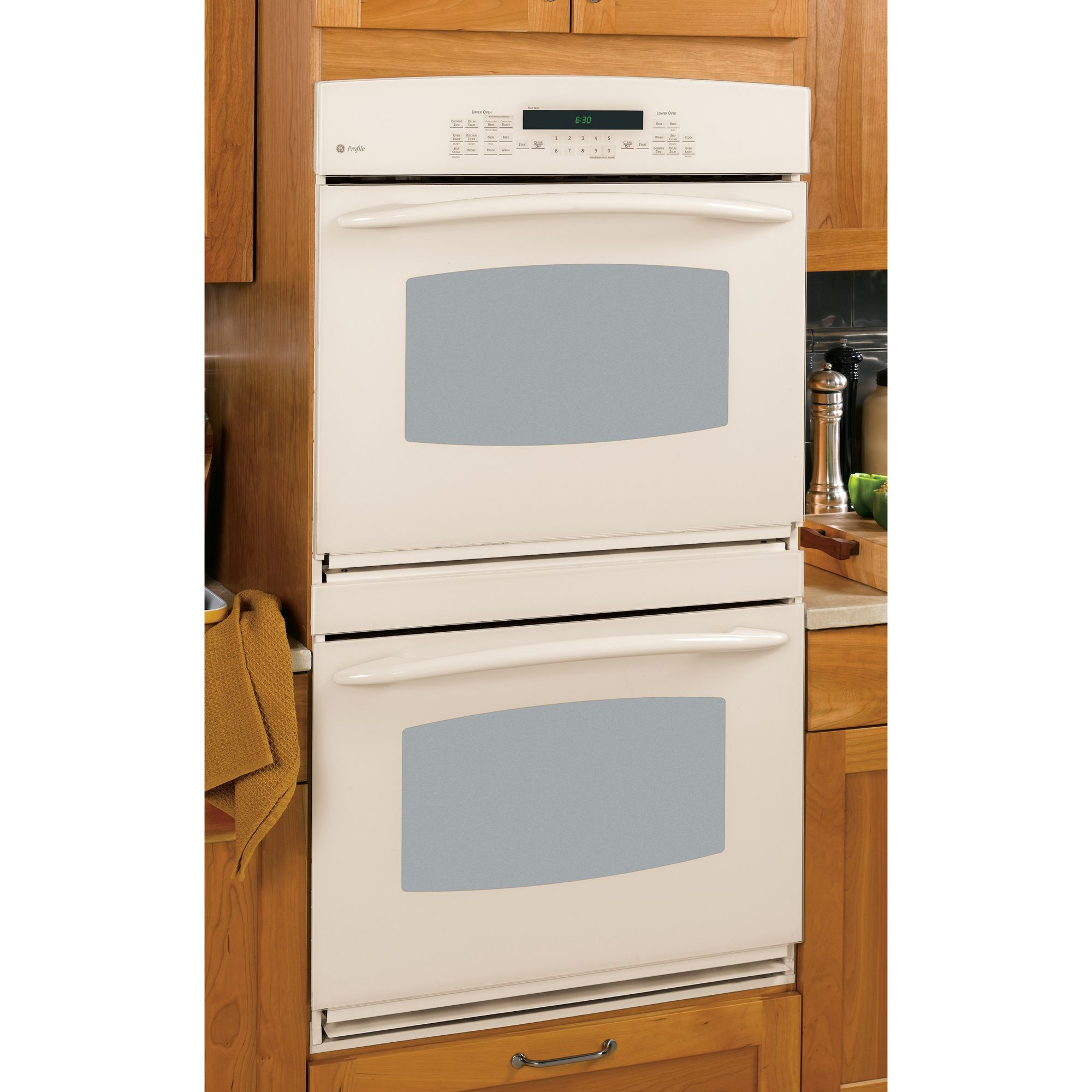"GE Profile™ Series 30"" Built-In Double Wall Oven"