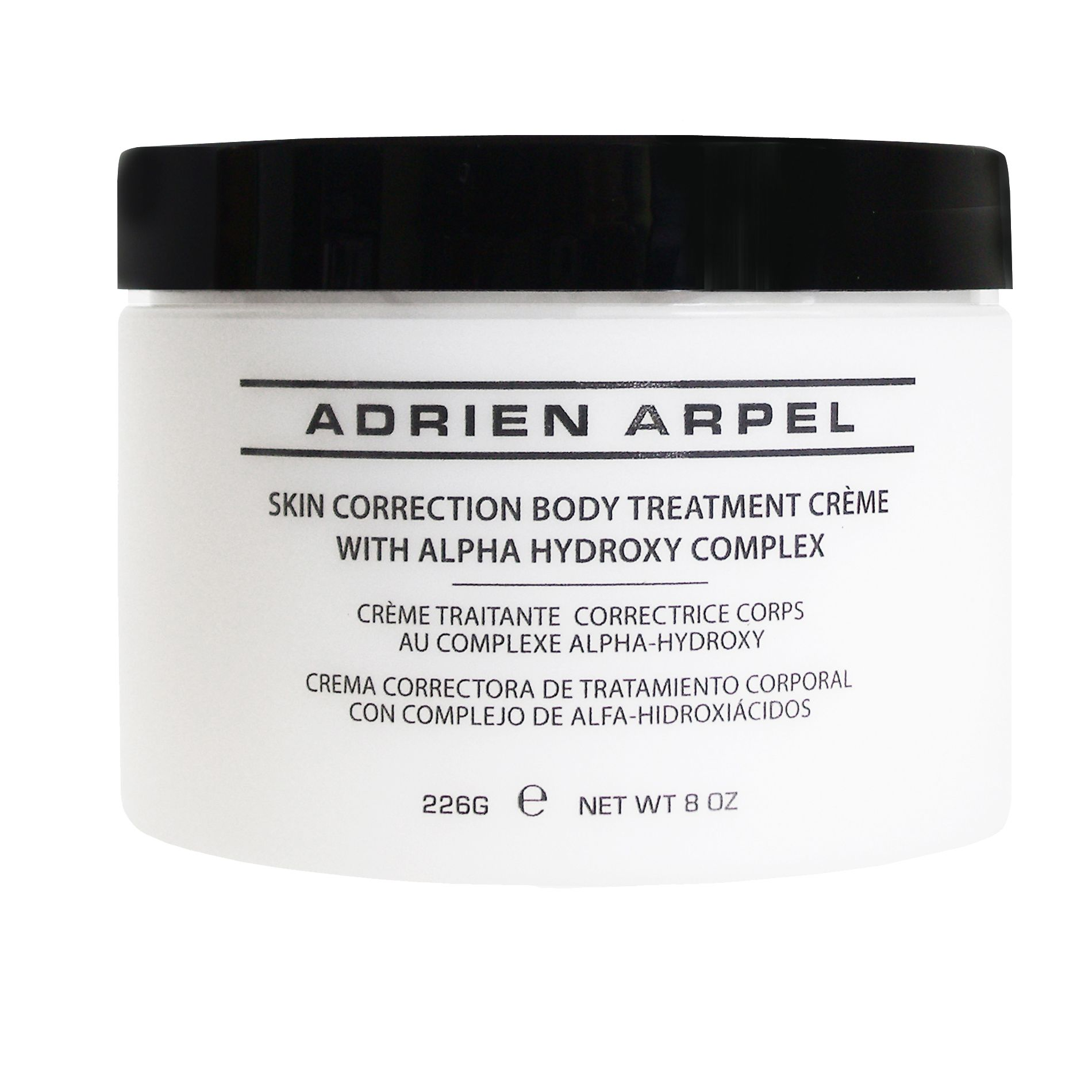 Adrien Arpel 4-in-1 Skin Correction Body Creme 8 oz