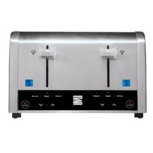 Kenmore Elite 4 Slice Brushed Metal Toaster