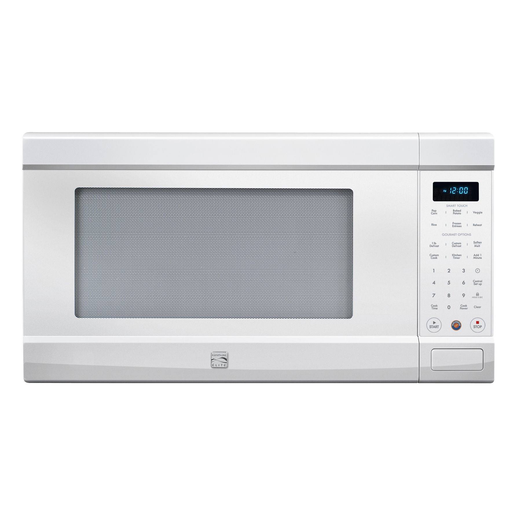 2.0 cu. ft. Countertop Microwave Oven