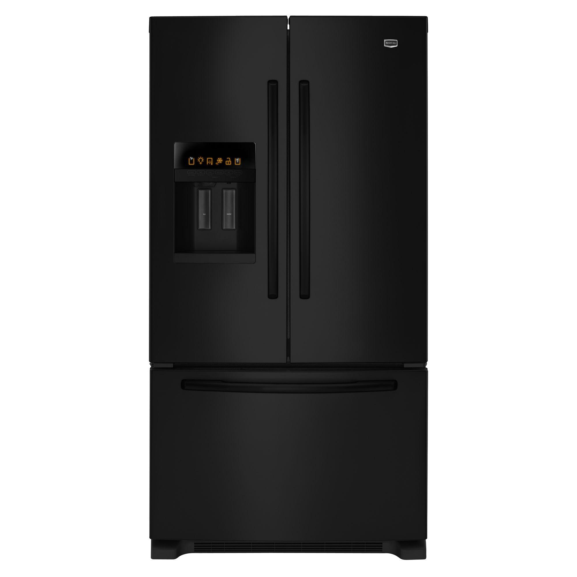 25.5 cu. ft. French Door Bottom Freezer Refrigerator w/ Dispenser
