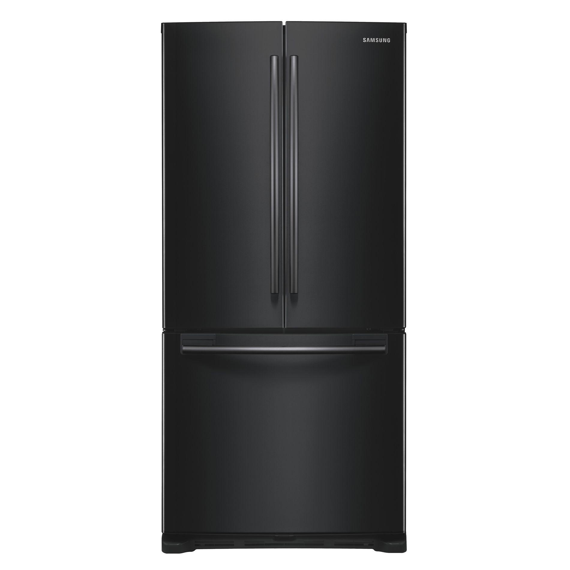 Samsung Rf197acbp 18 0 Cu Ft Bottom Freezer Refrigerator