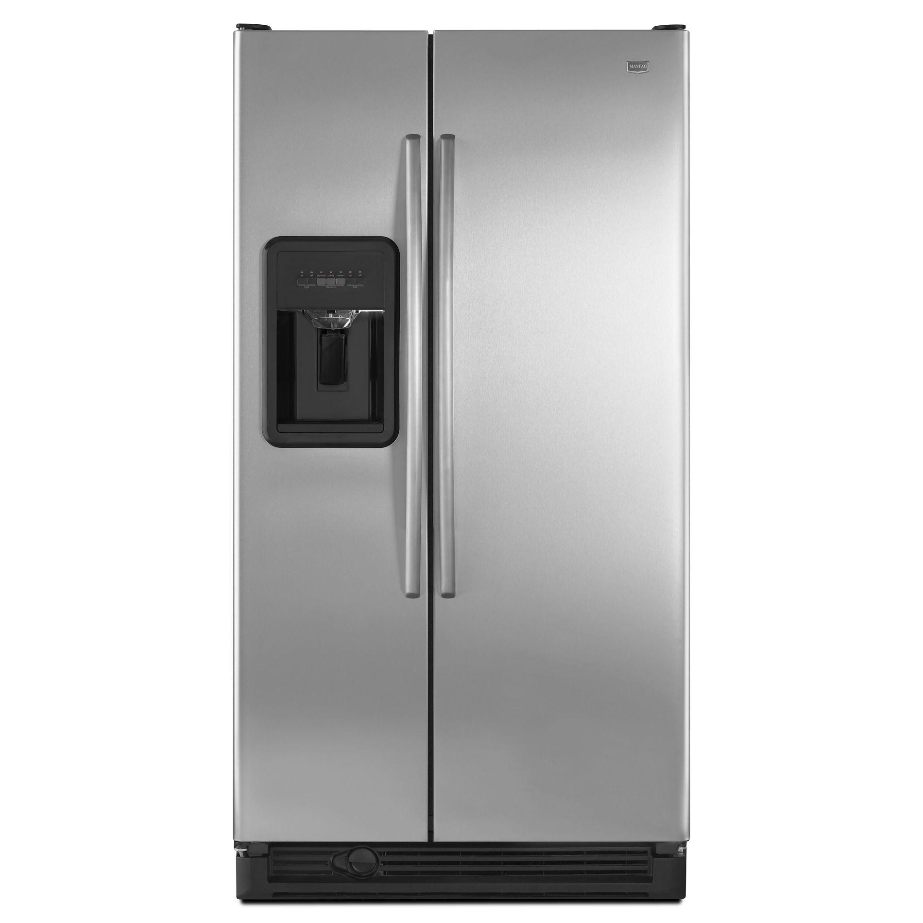 Maytag fridge water hookup
