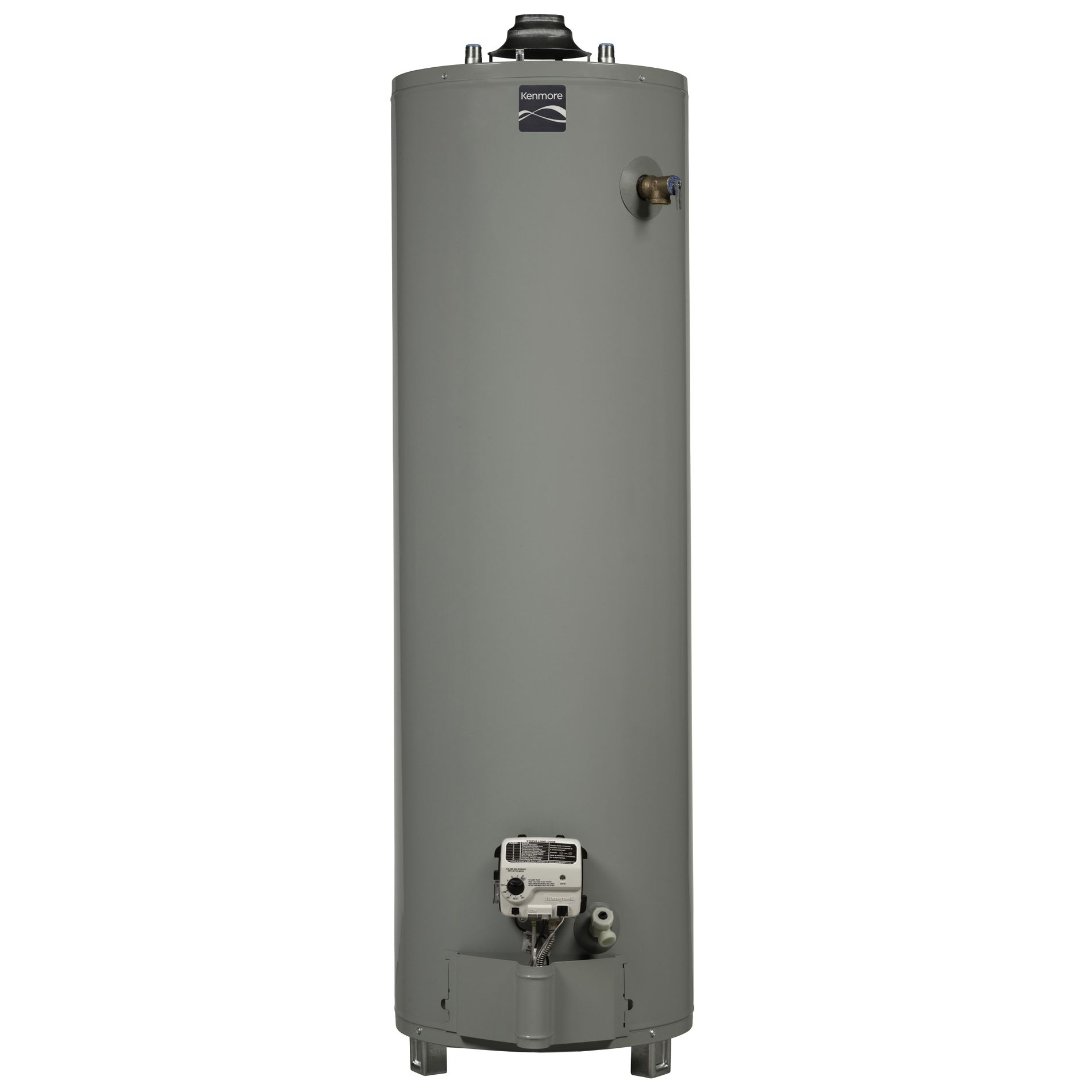 Kenmore 30 gal. 6-Year Natural Gas Water Heater Ultra Low NOx (Select California Markets) - Limited Availability
