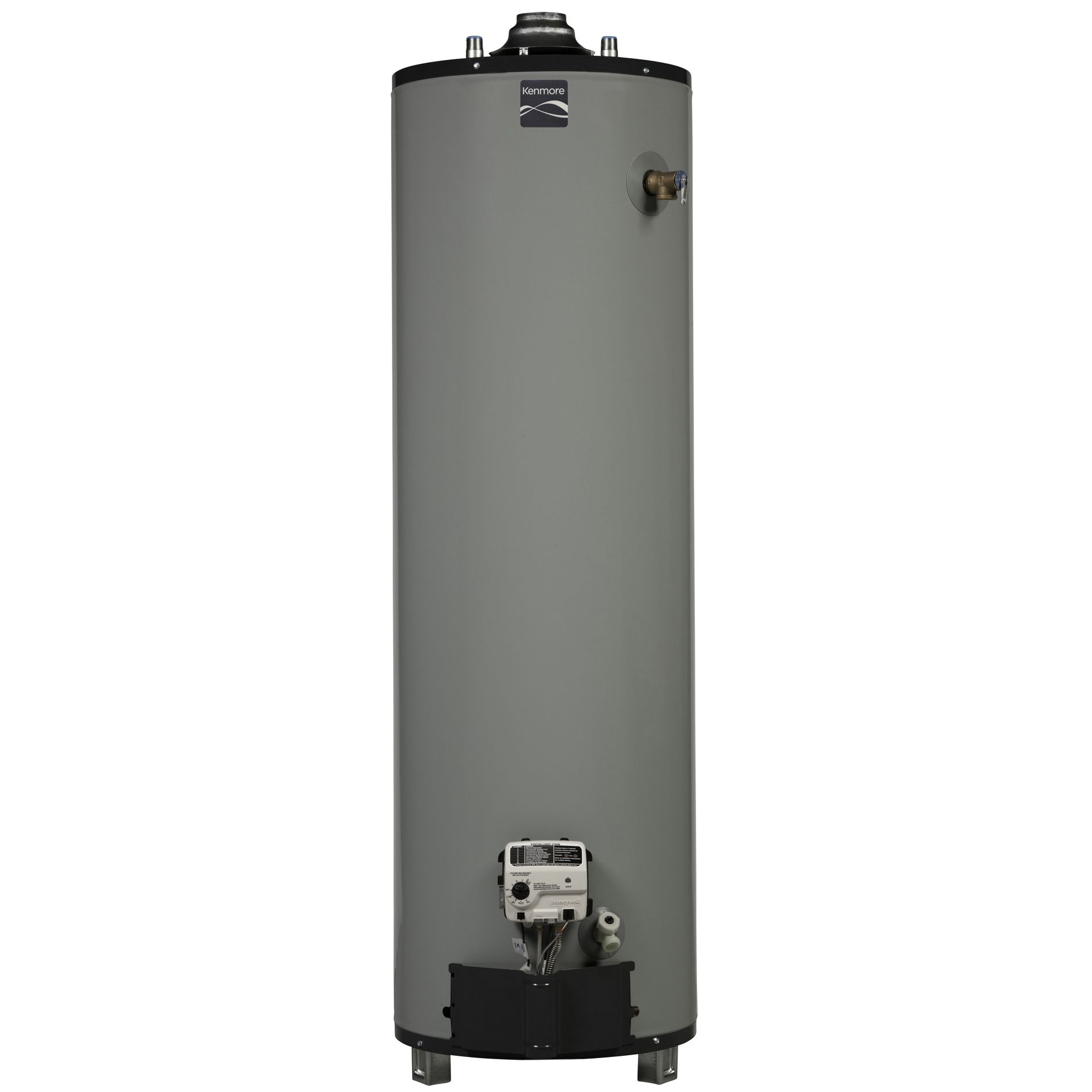 50 gal. 12-Year Gas Water Heater (Select