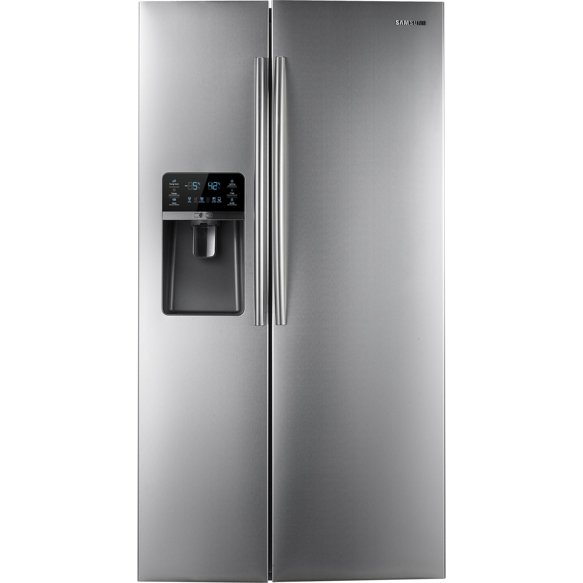 Samsung 30 0 Cu Ft Side By Side Refrigerator Stainless