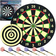 Trademark Games Game Room Dart Set with 6 Darts and Board at Kmart.com