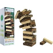 Trademark Games Wild Panda Wood Tumbling Tower Puzzle Game - For all ages at Sears.com