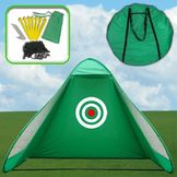 Trademark Games Trademark Portable Golf Practice Net with Carry Bag at mygofer.com