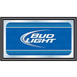 Trademark  Bud Light Deluxe Mirror 15 x