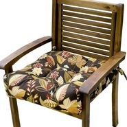 Greendale Home Fashions 20 inch Outdoor Chair Cushion, Sykworks Russett at Kmart.com