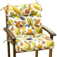 Greendale Home Fashions Outdoor Seat/Back Chair Cushion, Skyworks Multi at Sears.com